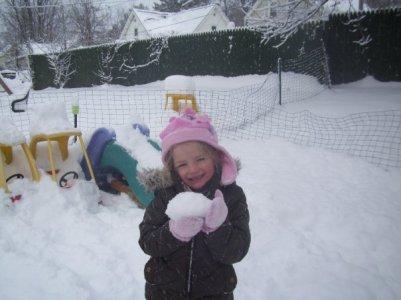 daycare snow
